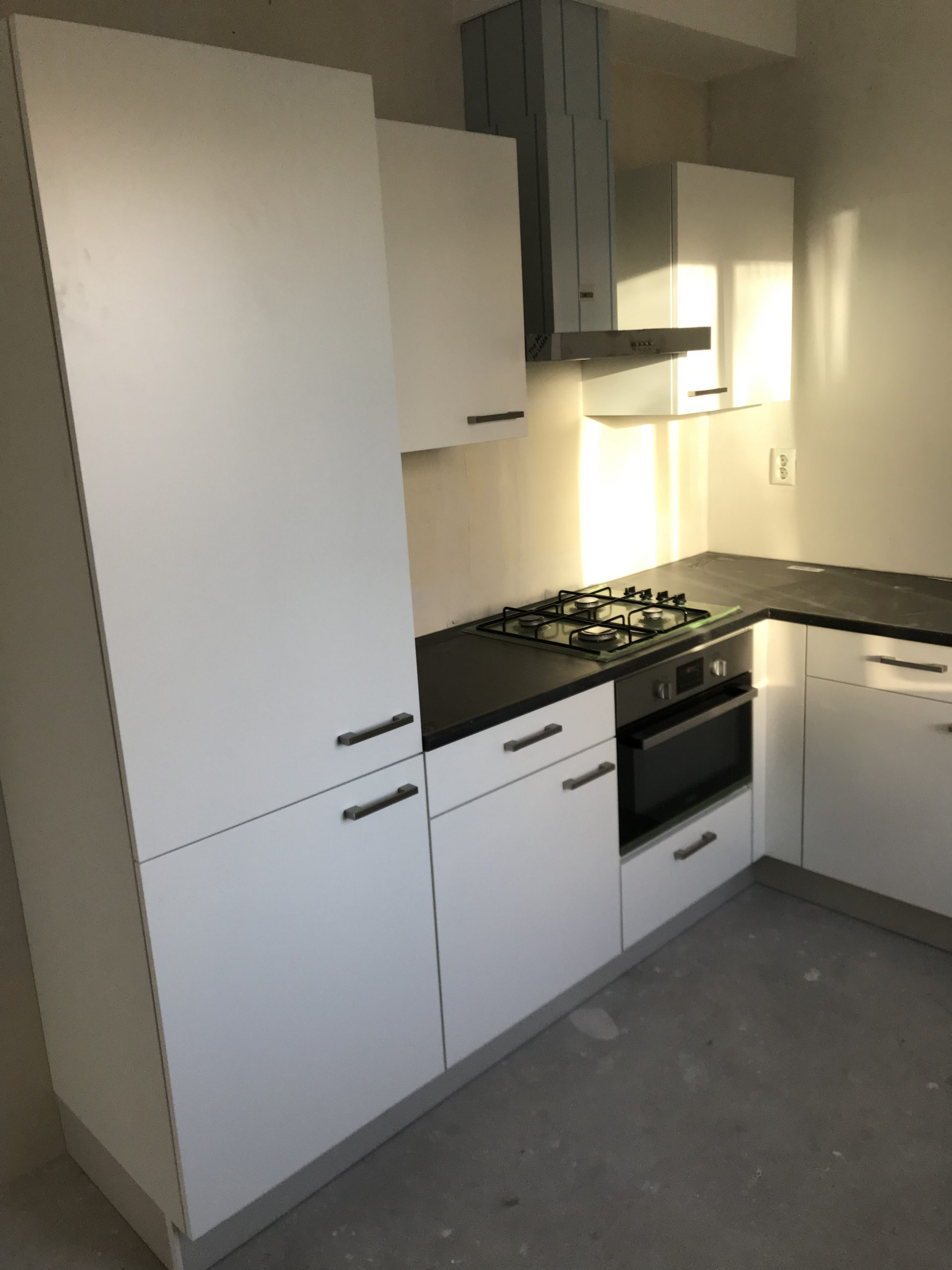 keuken montage